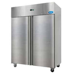 MF140TN solid door refrigerator