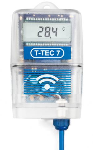 T-tec 7RF data logger