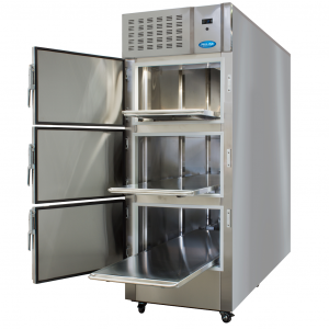 Nuline NMF3 Mortuary Freezer