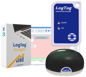 Logtag starter kit for vaccine fridges