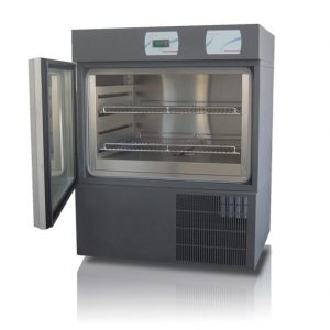 Steridium Heating and cooling incubator