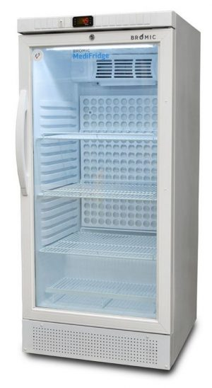 Glass Door Vaccine Fridges