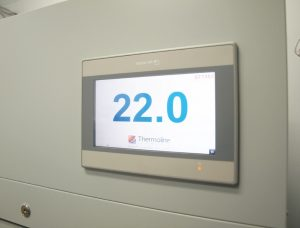 Thermoline TMLR200 display