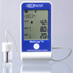 HLP Medi-Log II data logger
