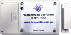 Door Ajar Alarms