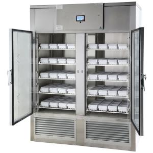 Blood storage fridge